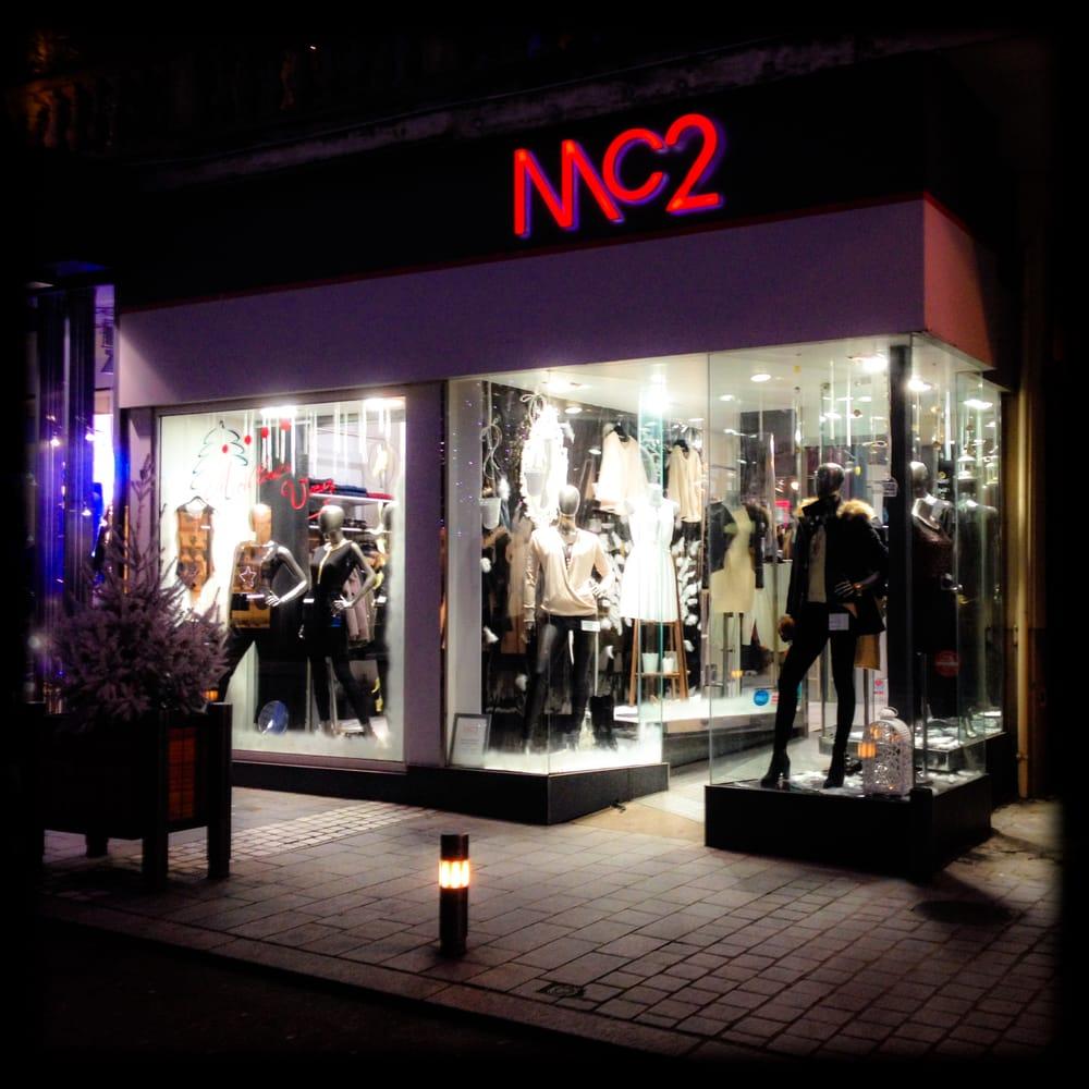 Mc2 women 39 s clothing 73 rue du g n ral de gaulle for Enghien les bains