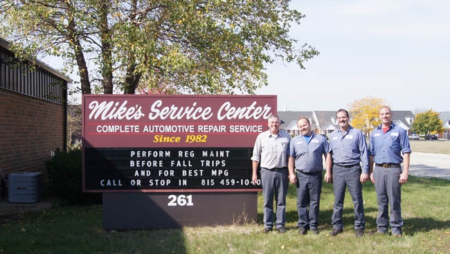 Mike S Service Center Auto Repair 261 Liberty Rd