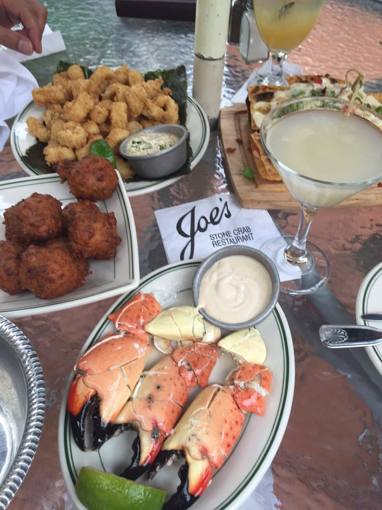 ... States. Stone crab claws, lychee martini & lobster nachos are a must