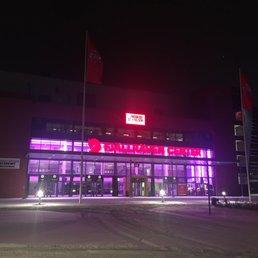 latest design competitive price release date: Fjällräven Center Arena - Stadiums & Arenas ...