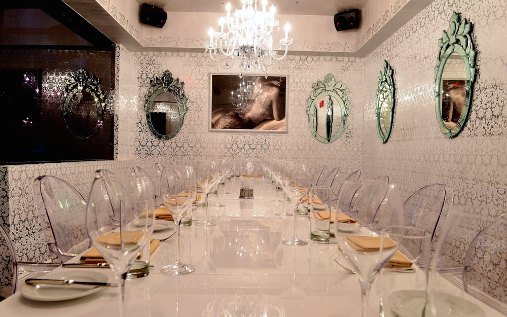 Photo Of Tantalize   Miami Beach, FL, United States. Private Dining Room
