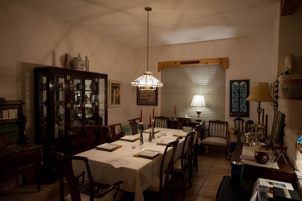 Apache Canyon Ranch Bed and Breakfast: 4 Canyon Dr, Laguna, NM