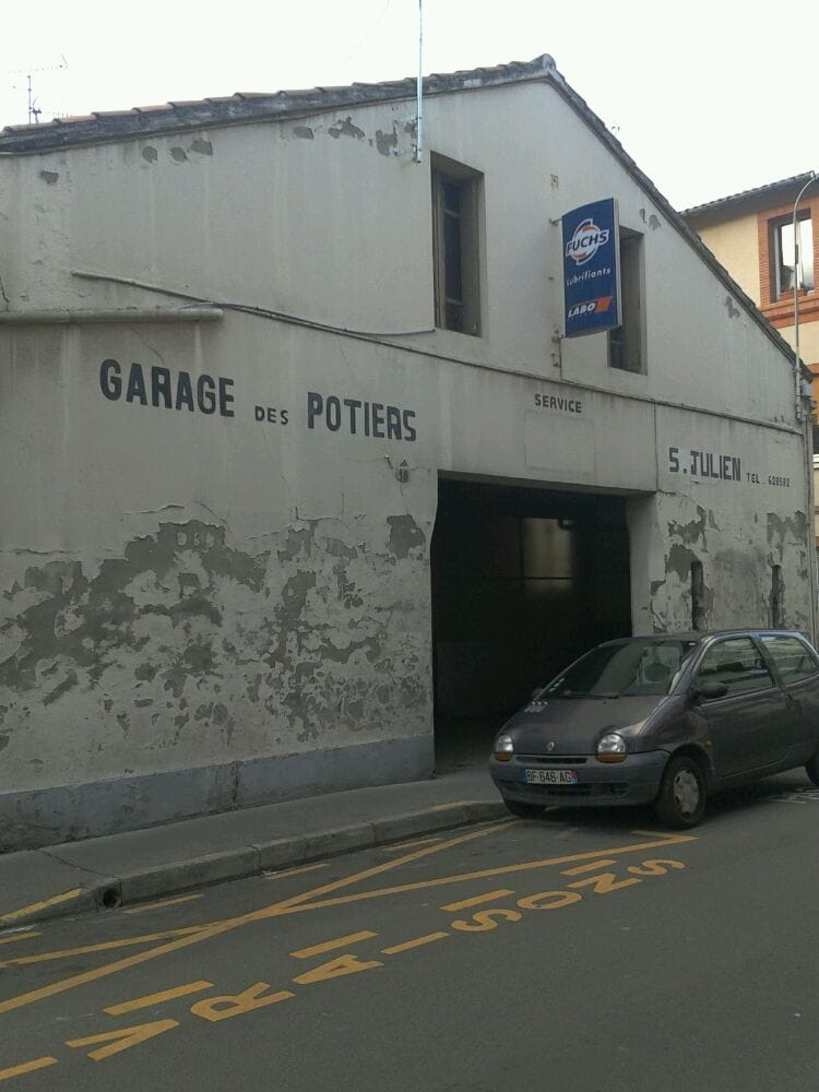 Garage des potiers r paration auto 15 rue des potiers for O garage toulouse