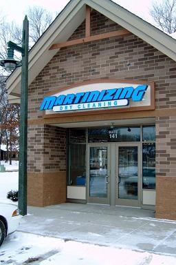 Martinizing Dry Cleaners: 2330 Cloud Dr, Blaine, MN