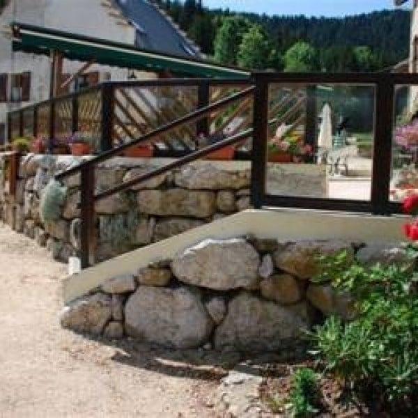 La Ferme du Bois Barbu  French  Bois Barbu, Villard de