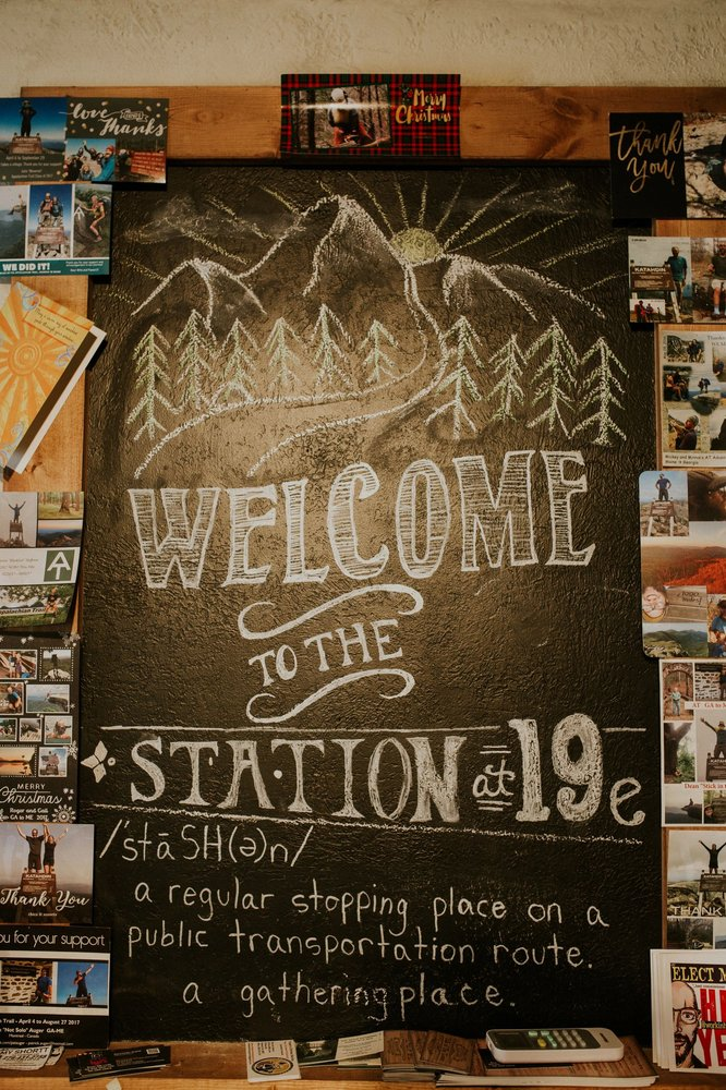 The Station at 19E: 9367 Highway 19 E, Roan Mountain, TN