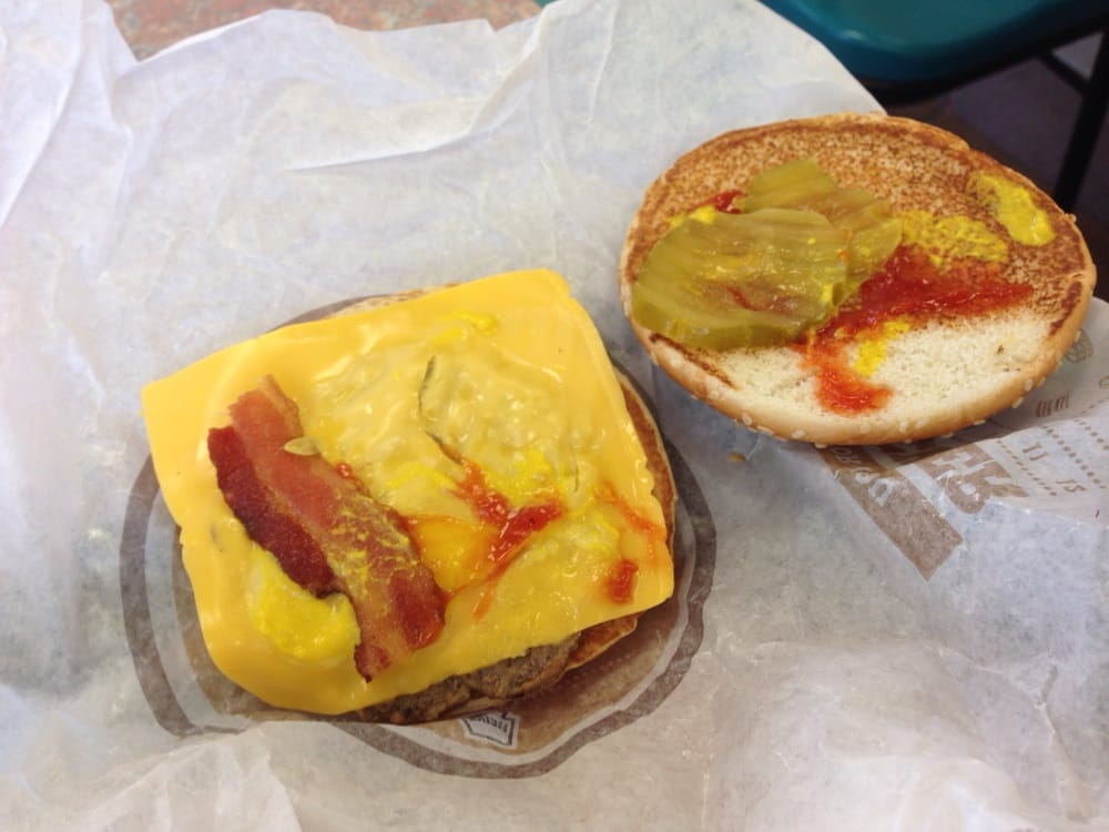 Restaurants Italian Near Me: Burger King