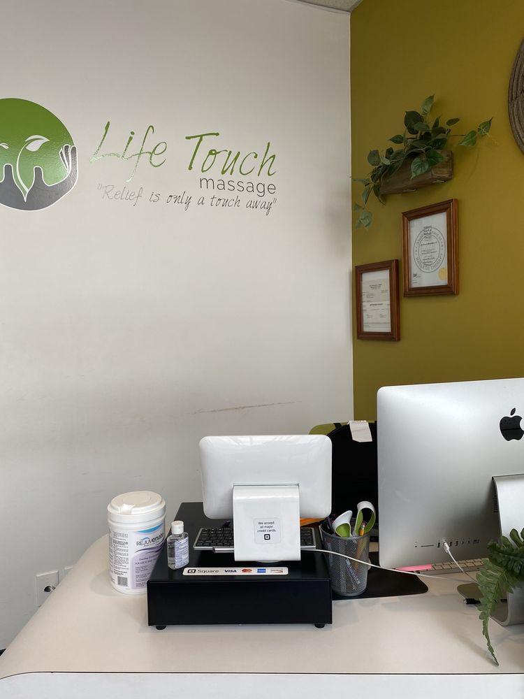 Life Touch Massage: 1223 2nd Ave S, Birmingham, AL