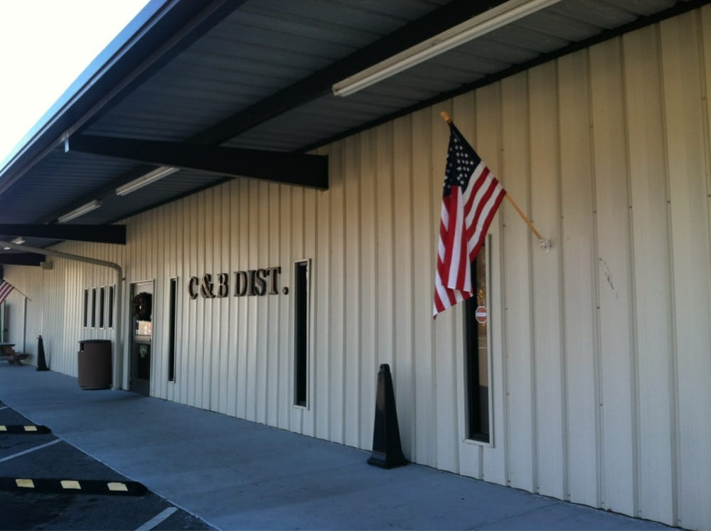 C & B Distributors: 201 S Main St, Lowell, NC