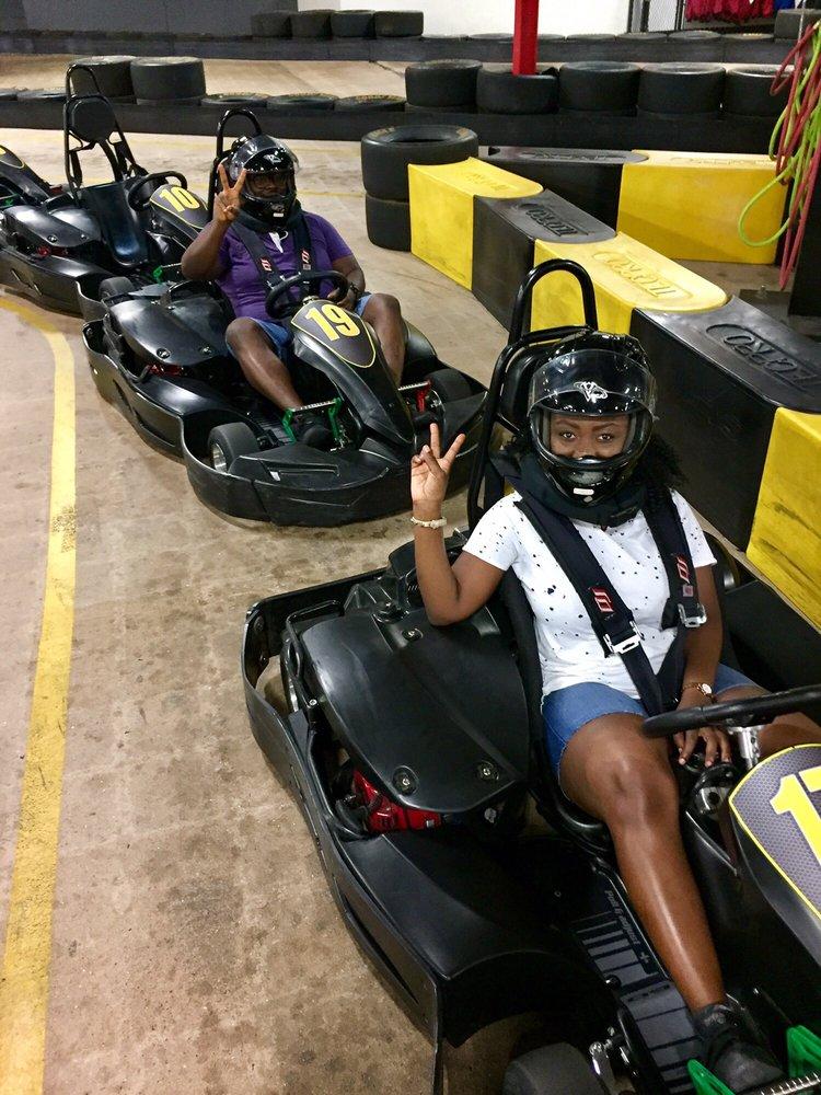 On Track Karting Wallingford: 984 N Colony Rd, Wallingford, CT