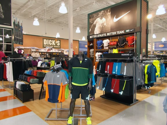 DICK'S Sporting Goods: 3500 Galleria Dr, Greenville, NC