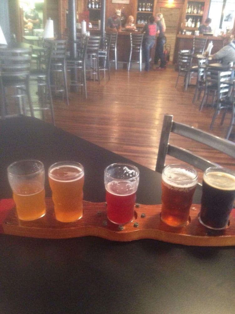 Fly Boy Brewery & Eats: 105 N Main St, Sylvan Grove, KS