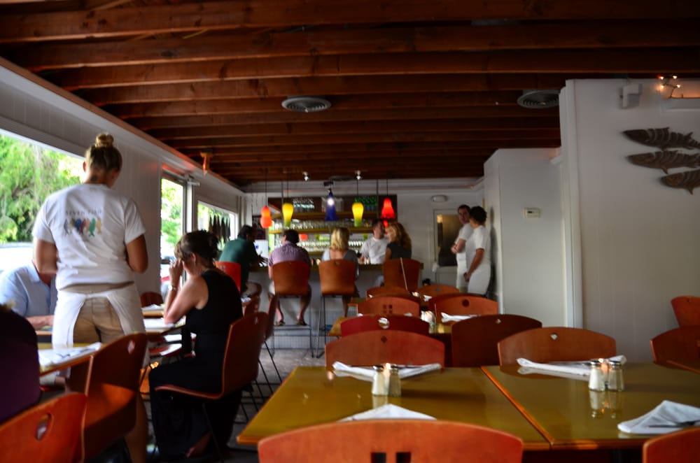 Interior yelp for Seven fish key west fl