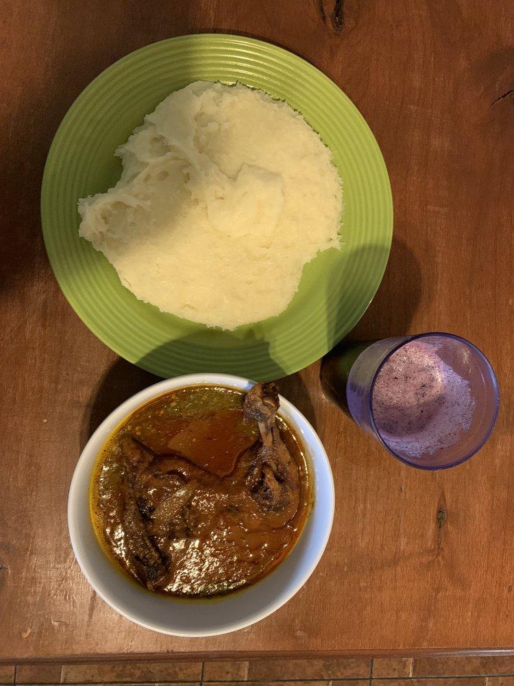 Alafia West African Cuisine: 1070 N Swan Rd, Tucson, AZ