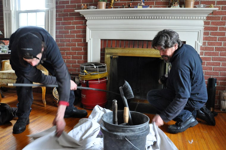 Four Seasons Chimney Sweep & Repairs: 16 Meadow Ln, Mount Holly, NJ