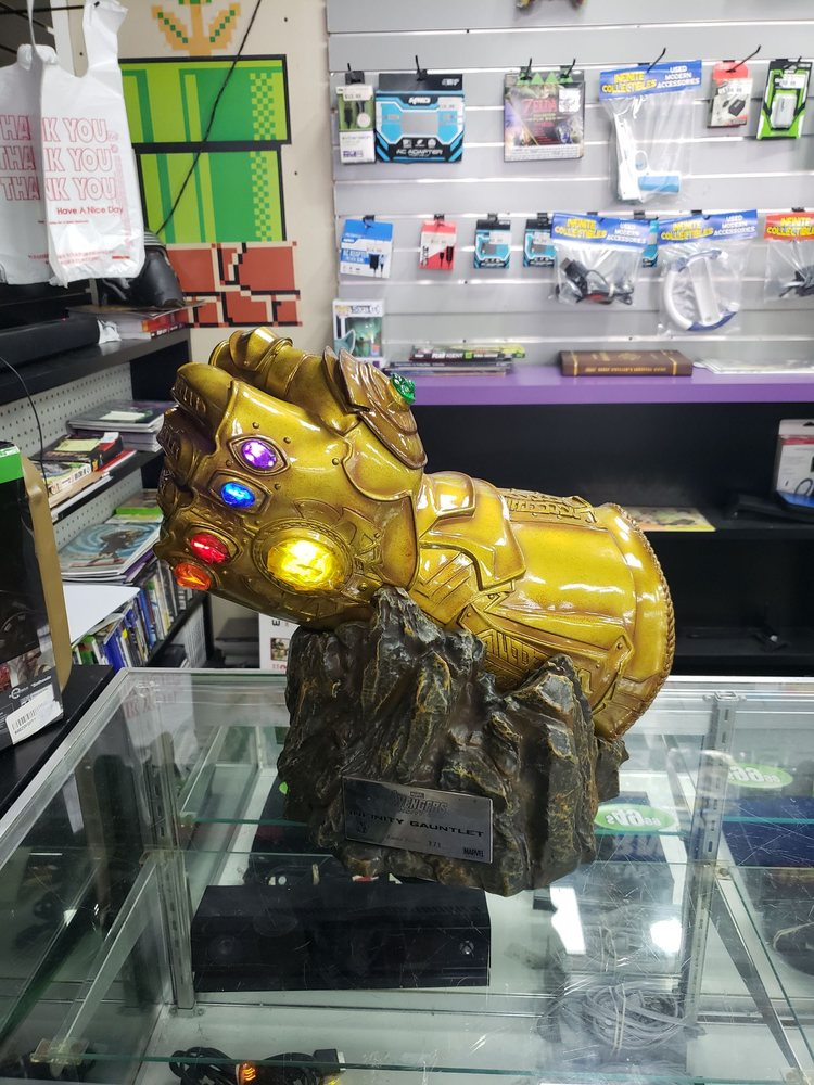 Infinite Collectibles: 3233 Clarks River Rd, Paducah, KY