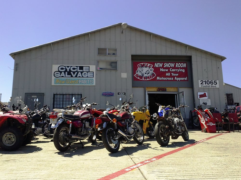 motorcycle hayward dealers near salvage cycle yelp motor delete blvd foothill