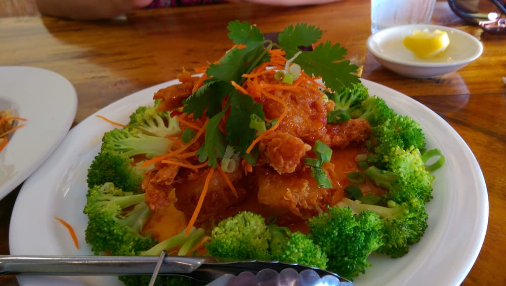 Best Thai Food In Kailua Kona