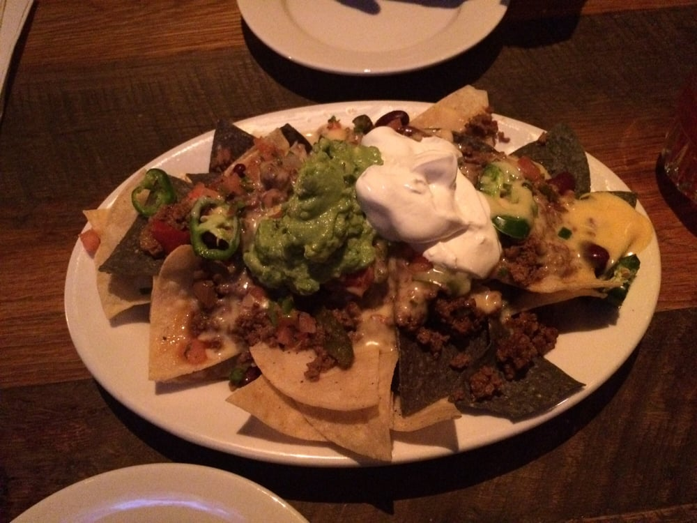 ... Turnmill - New York, NY, United States. Nachos with all the fixings