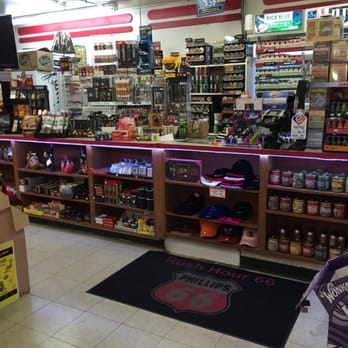 rush hour food phillips 66 convenience stores 1598 s calumet rd chesterton in united. Black Bedroom Furniture Sets. Home Design Ideas