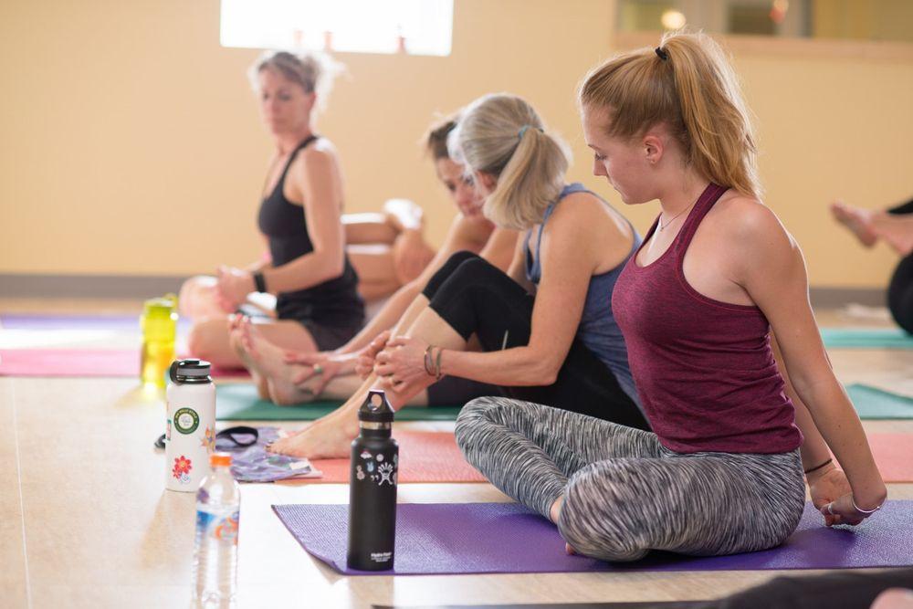 Hot Yoga - Burlington: 294 N Winooski Ave, Burlington, VT