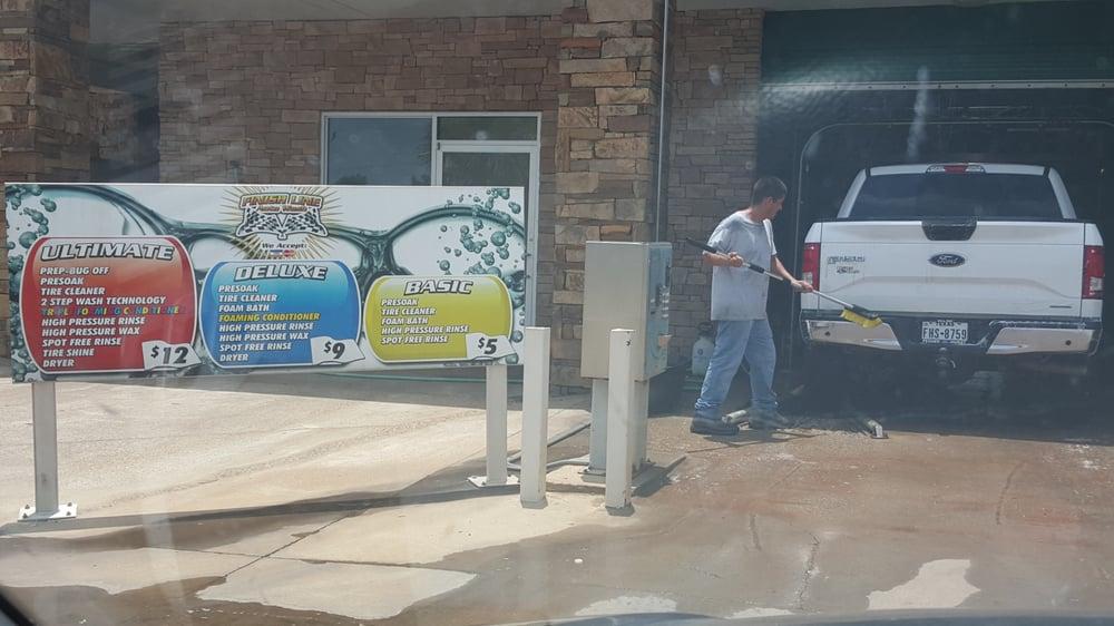 Finish Line Car Wash: 1002 Stone Rd, Kilgore, TX