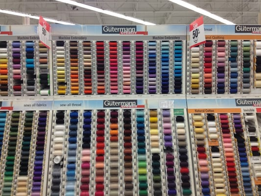 JOANN Fabrics and Crafts 1625 W Lugonia Ave Redlands, CA General
