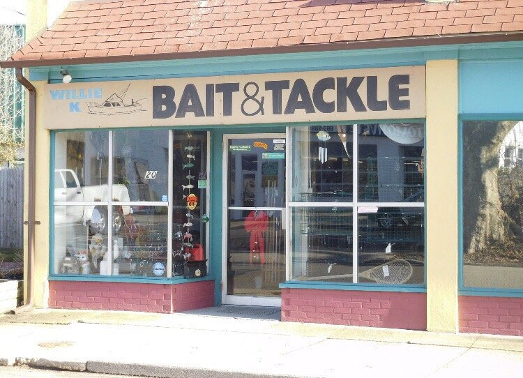 Willie K's Bait and Tackle: 20 Ackerson St, Bay Shore, NY
