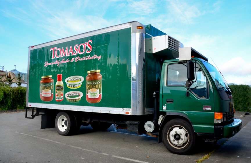 Tomaso's Specialty Foods & Distributing: 201 Taylor Way, Blue Lake, CA