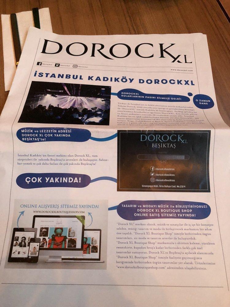 Dorock Xl