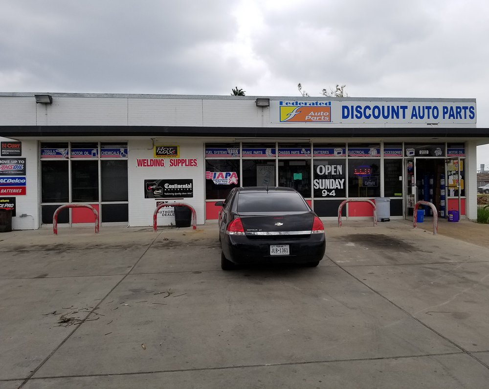 Discount Auto Parts: 202 W Wilson Ave, Aransas Pass, TX