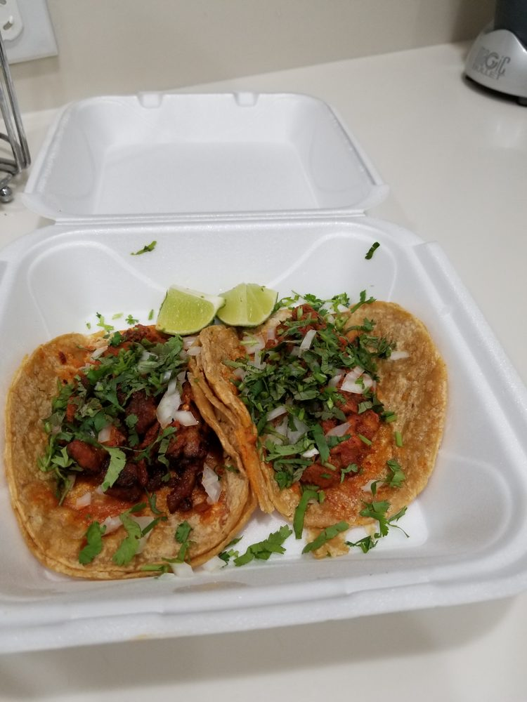 Food from El Agave Azul Jacksonville