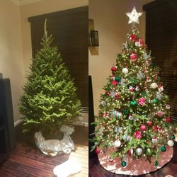 photo of hilltop christmas tree delivery valley cottage ny united states our - Hilltop Christmas
