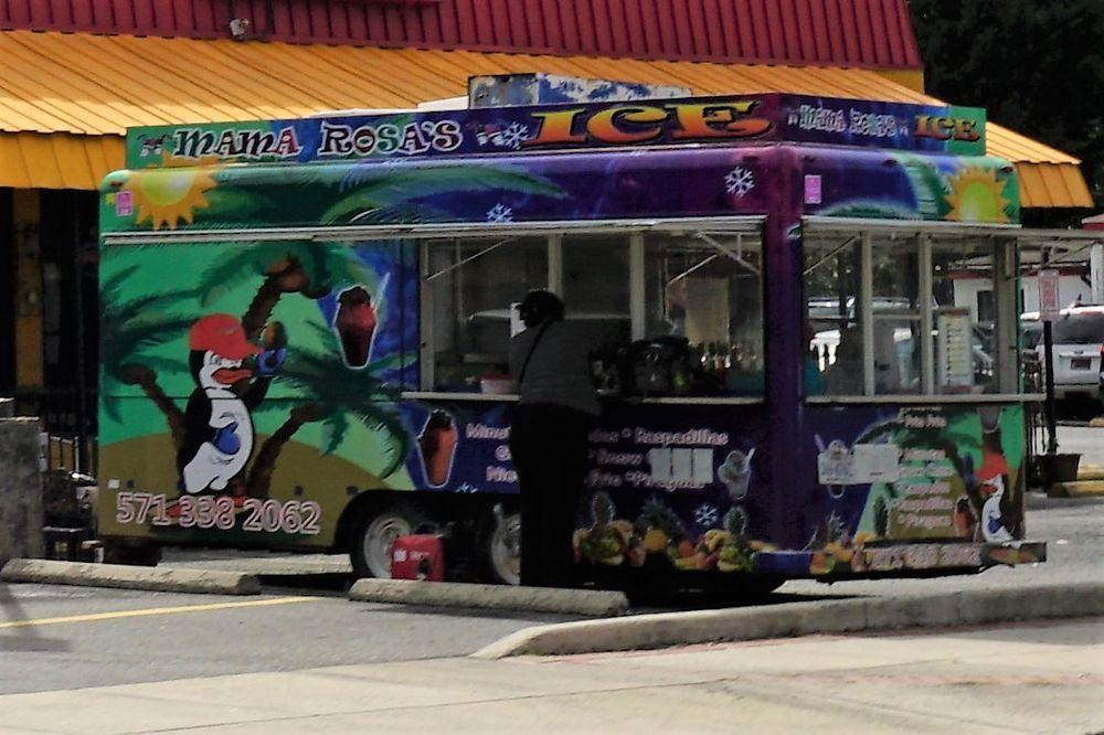 Mama Rosa's Ice: Bailey's Crossroads, VA
