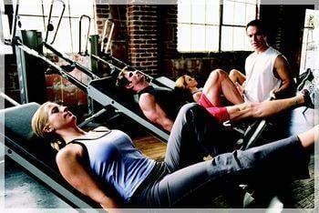 The Gravity Center Fitness Studio Closed Pilates 400