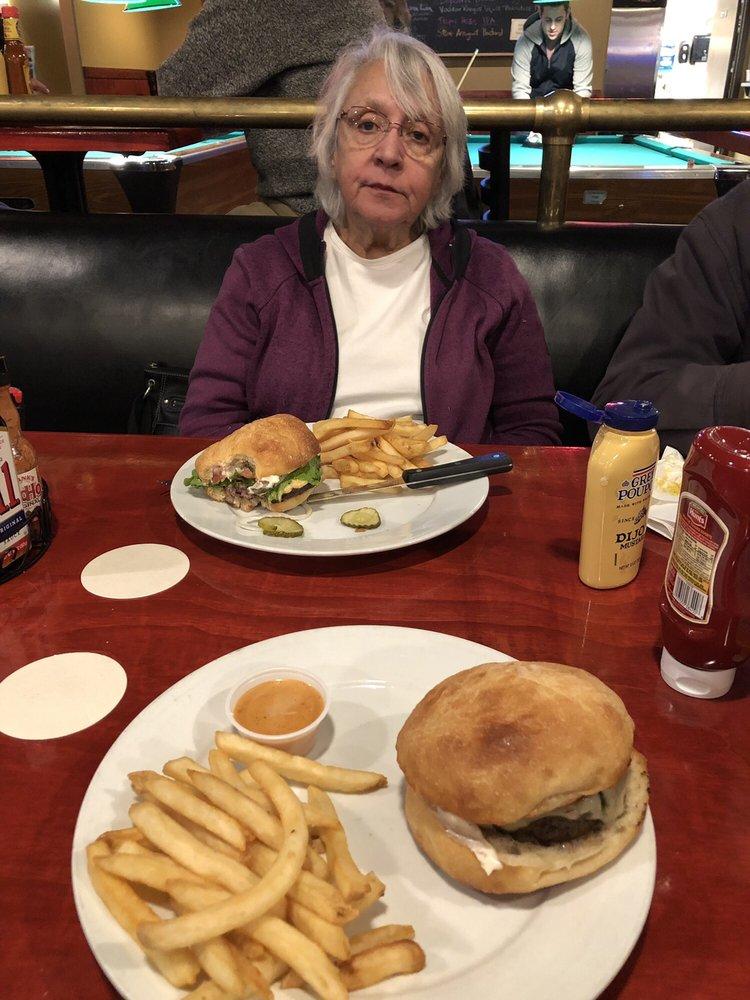 The Oasis Bar and Grill: 301 E Washington St, Sequim, WA