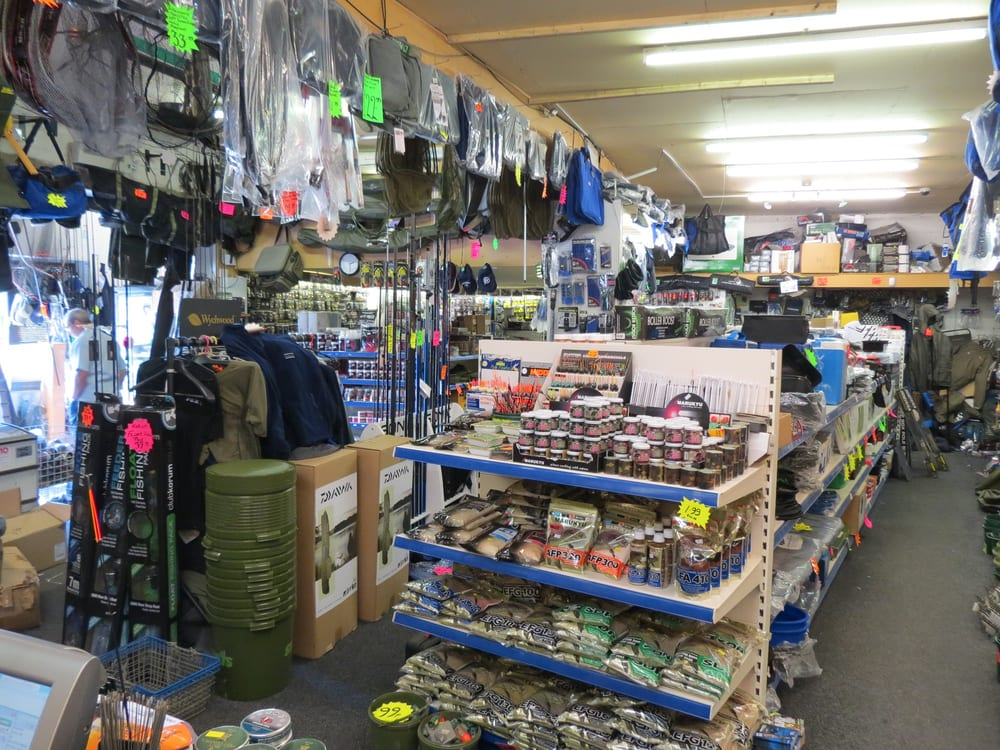 Tackle-Up @tackleup. At Tackle-Up we stock a wide range of fishing tackle from all the major UK suppliers. Stocks updated in real time for immediate despatch.