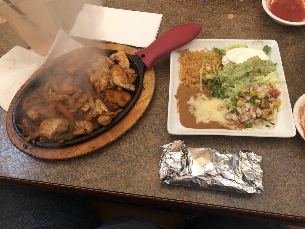 Food from Mi Jalisco