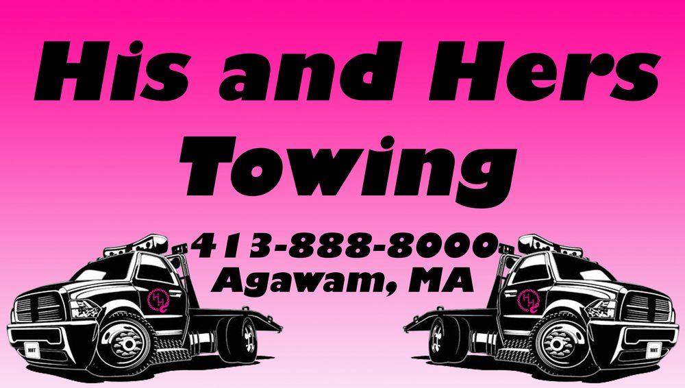 Towing business in Longmeadow, MA
