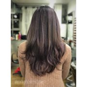 Photo of The Color Design Salon - San Francisco, CA, United States. Haircut and blowout by Nicolette Cabe