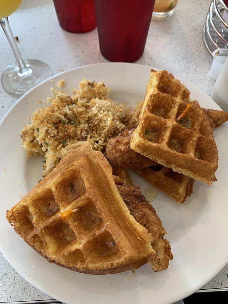 Beachside Diner: 451 A1A Beach Blvd, St. Augustine, FL