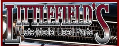 Littlefield's Garage: 973 Dexter Rd, Corinna, ME