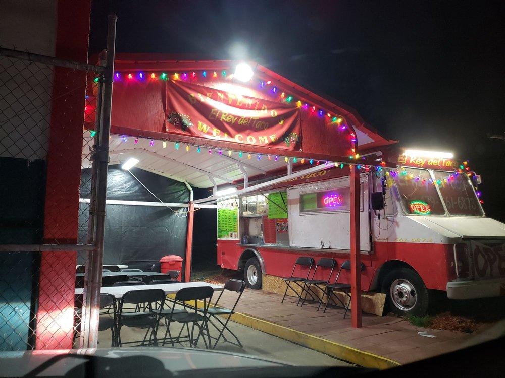 El Rey del Taco: 1550 North Greenwood Ave, Fort Smith, AR
