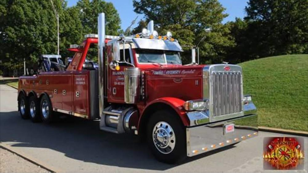 Towing business in Rostraver, PA