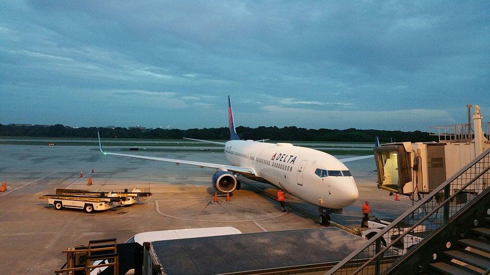 Delta - Terminal E: 4100 George J Bean Pkwy, Tampa, FL