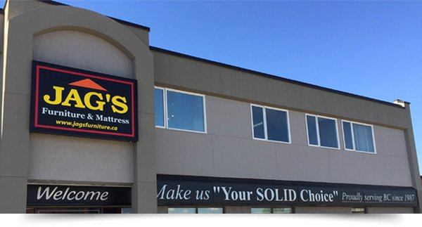 Jag s furniture mattress closed furniture stores for L furniture more kelowna bc
