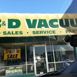 Photo Of B U0026 D Vacuum Cleaner Sales U0026 Service   Trenton, MI, United