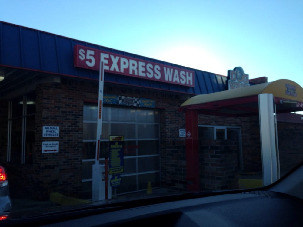 Car Wash Near Bellevue Tn
