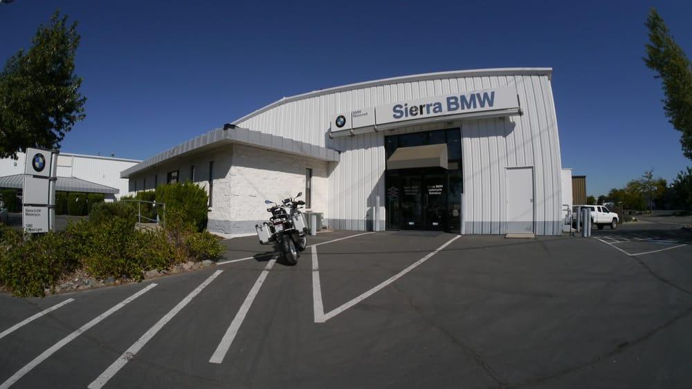 Sierra BMW Motorcycle