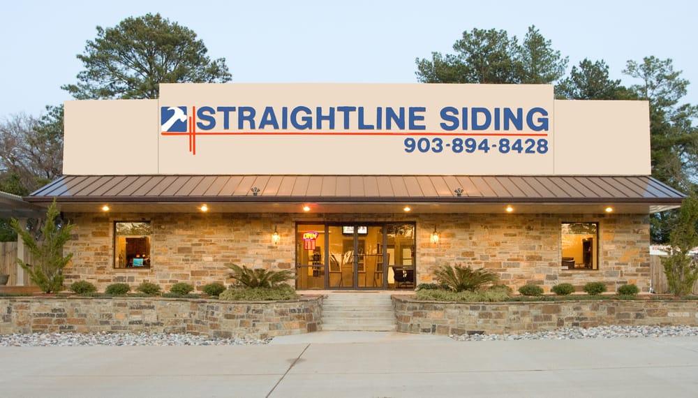 Straightline Siding: 20841 US Hwy 69 S, Tyler, TX